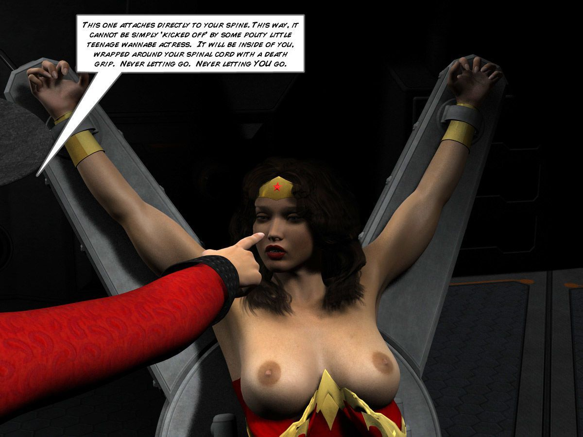 Blunder Woman (rise of Blunder Girl 9-10) Hipcomix - part 2