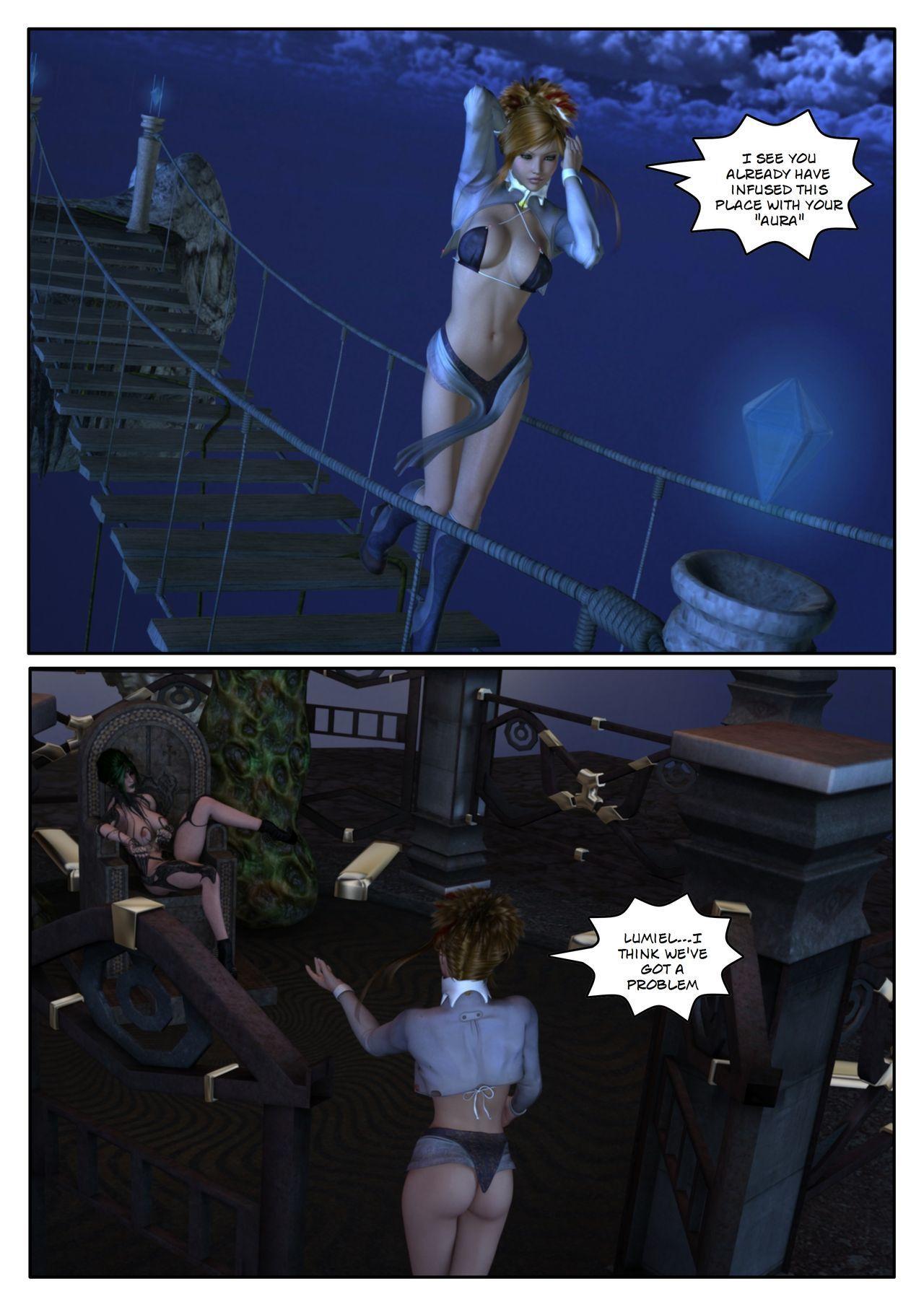 [Shinra-kun] The Fallen Star Ch. 7: The LightBearer - part 13