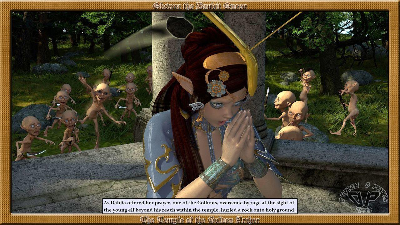 Oksana the Bandit Queen - Part One - part 2
