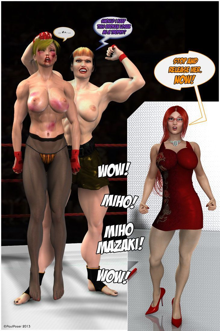 [PaulPoser] Missy Vs. Helga (3D)