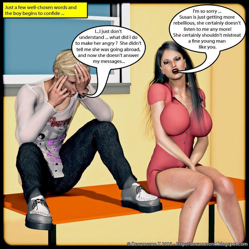 [decaMeron X] Eva Lust - Ch. 1: Perverse Reality - part 2