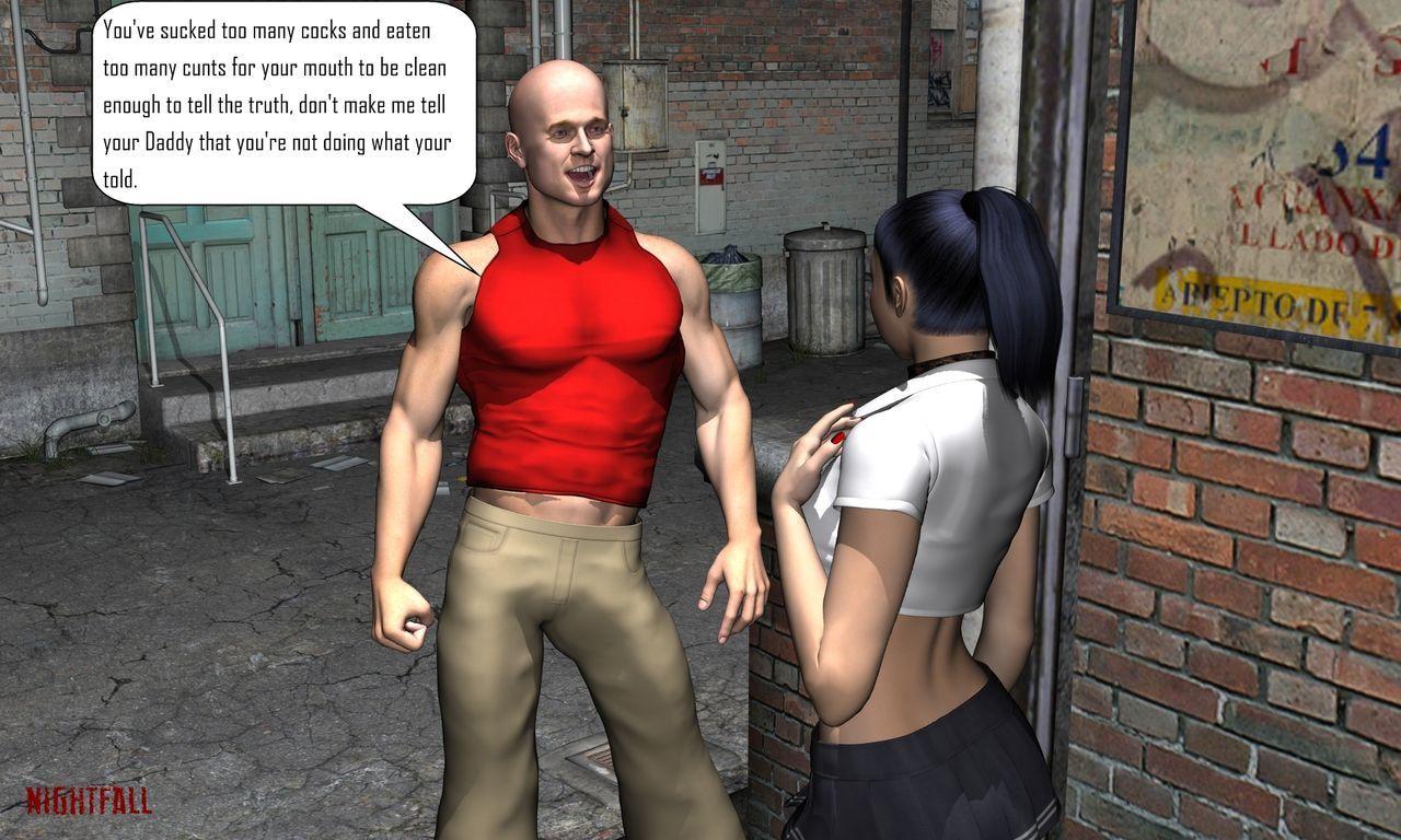 Mina Chronicles Issue 5 - Virgin Blood Part 2