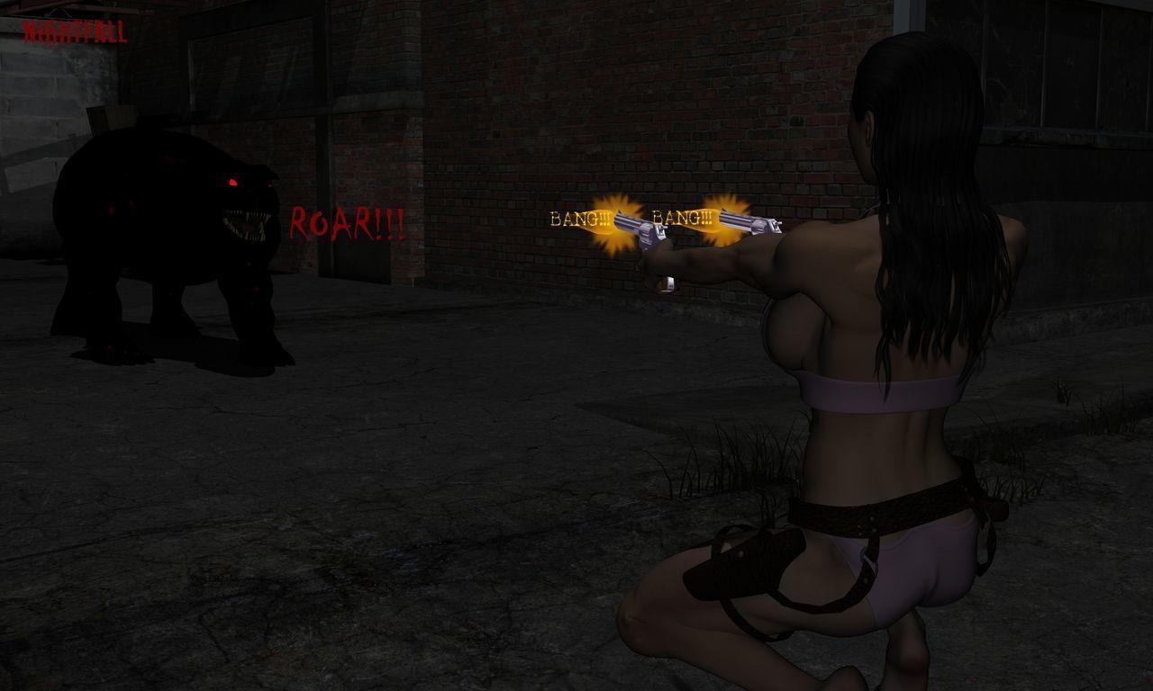 Mina Chronicles Issue 5 - Virgin Blood Part 2 - part 5
