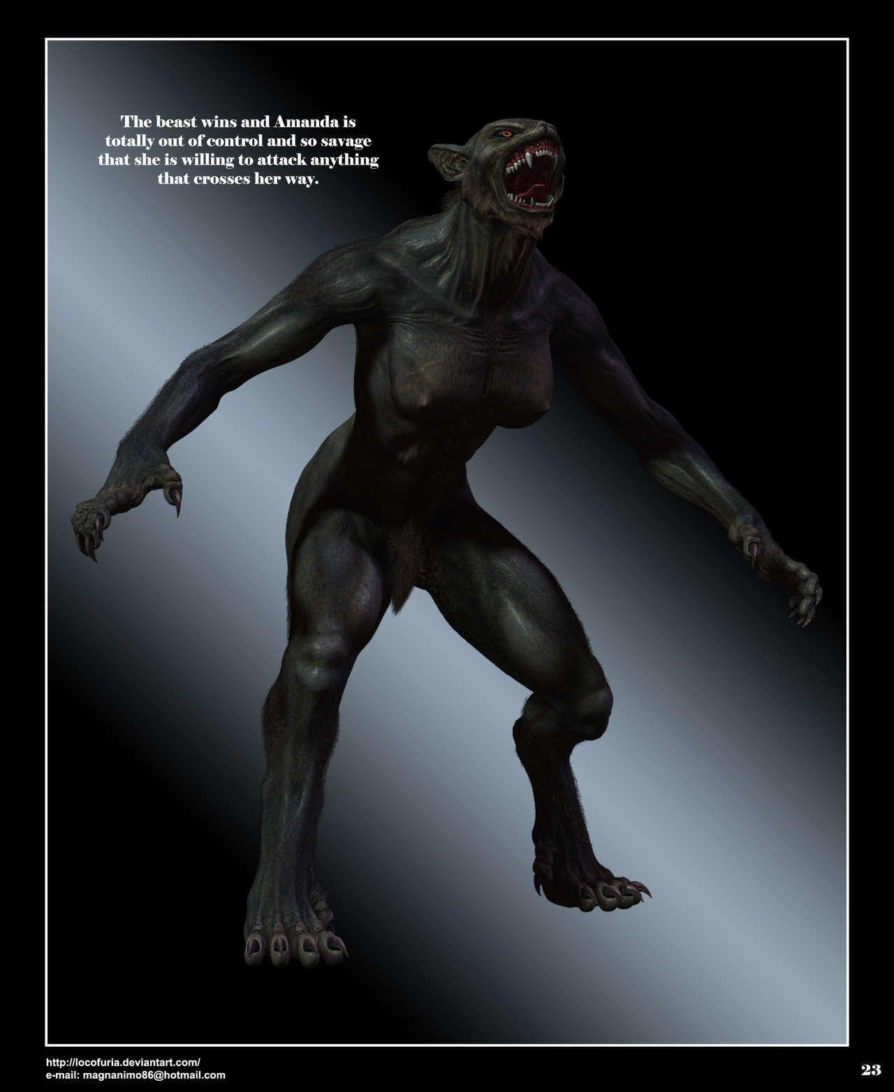 Werewolf Fan - part 2