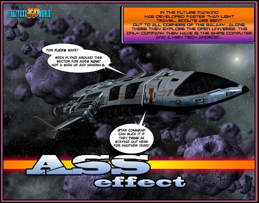 Ass Effect 01-03