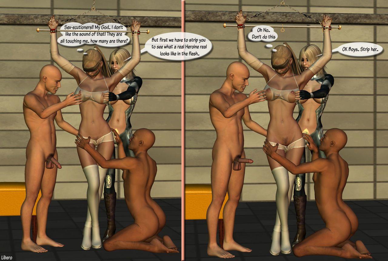 порно комиксы десадова