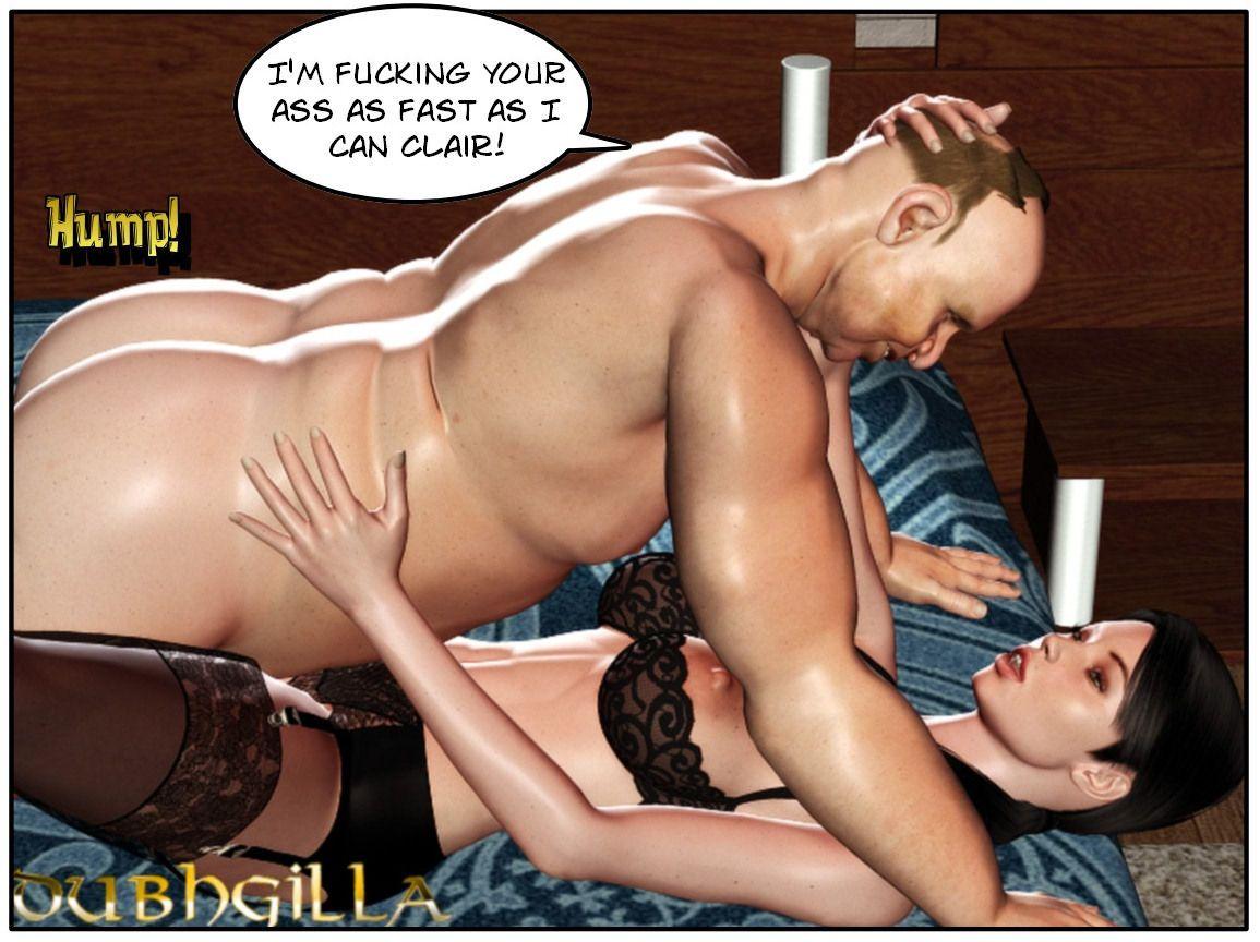 3 D Dubhgilla - Hot Daughter in Law - part 2