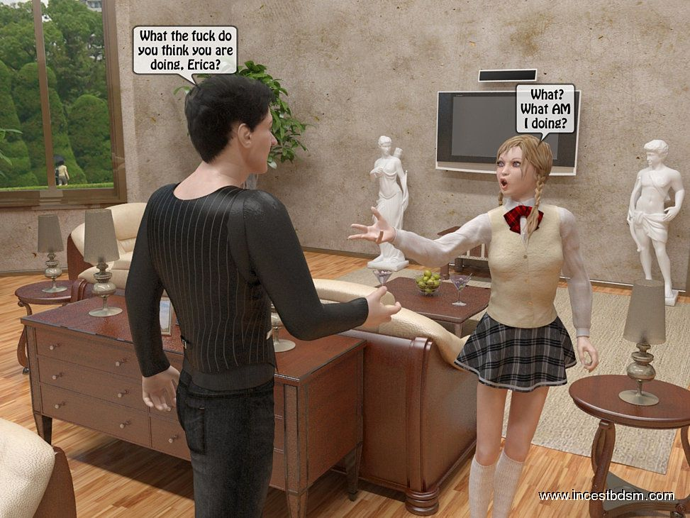 incestbdsm - Teaching freshie to respect her parents - part 2