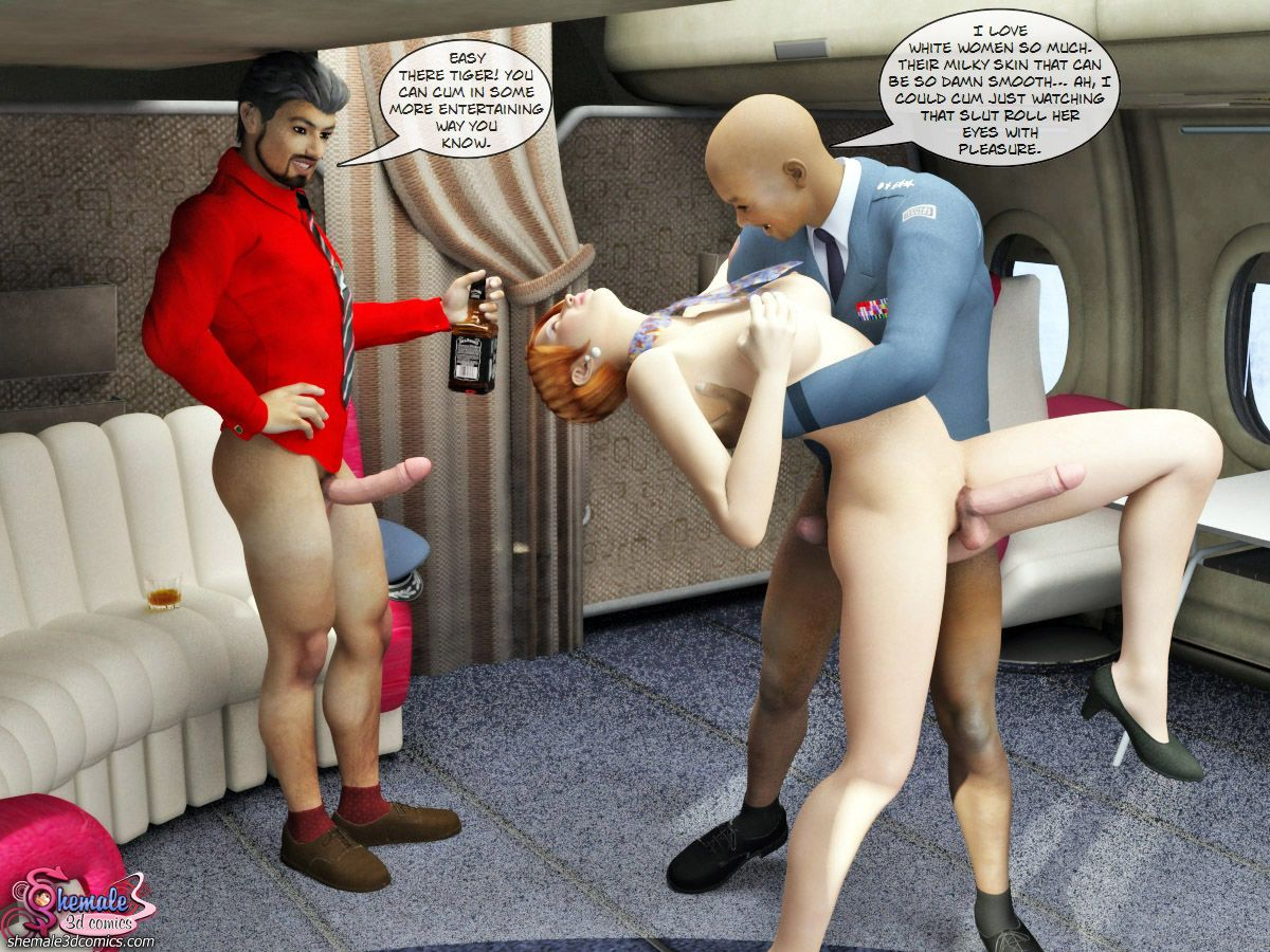 [Shemale3DComics] The Ultimate Sex Therapy - part 2