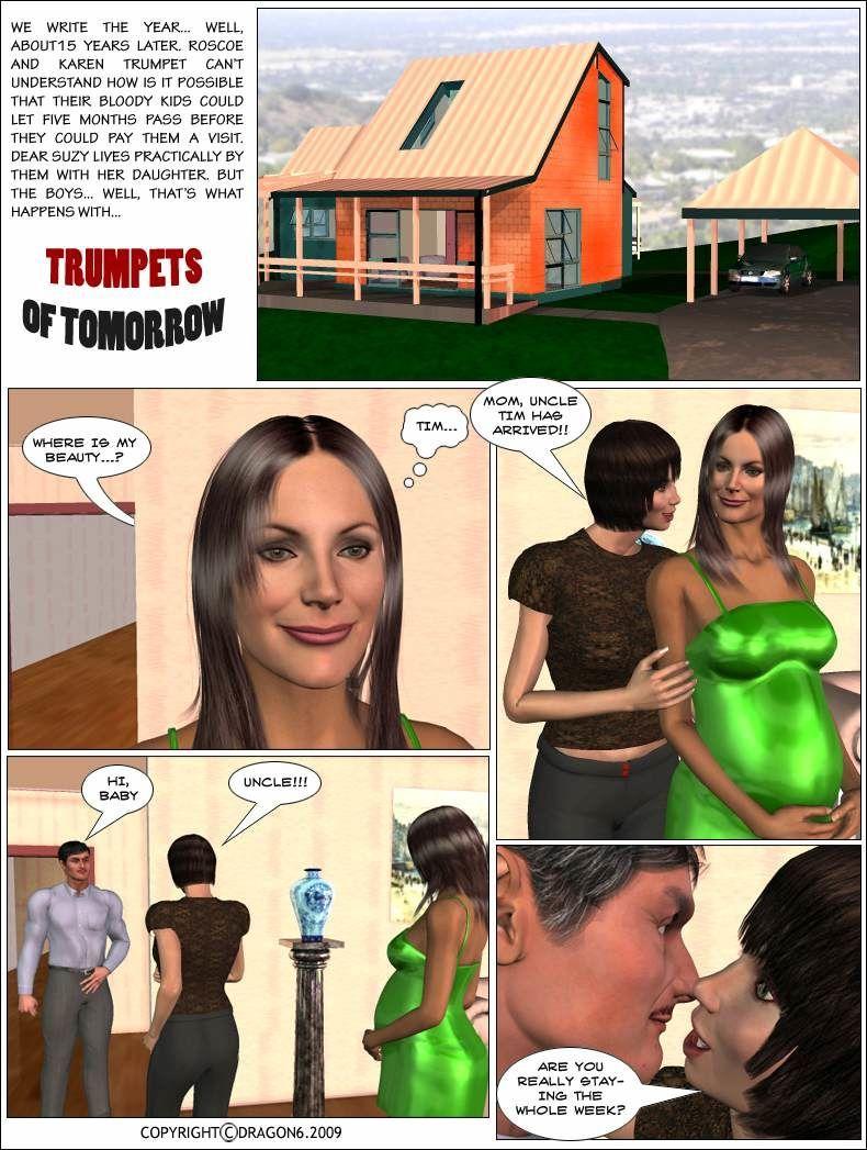 [Dragon6] Trumpets of Tomorrow (2009)