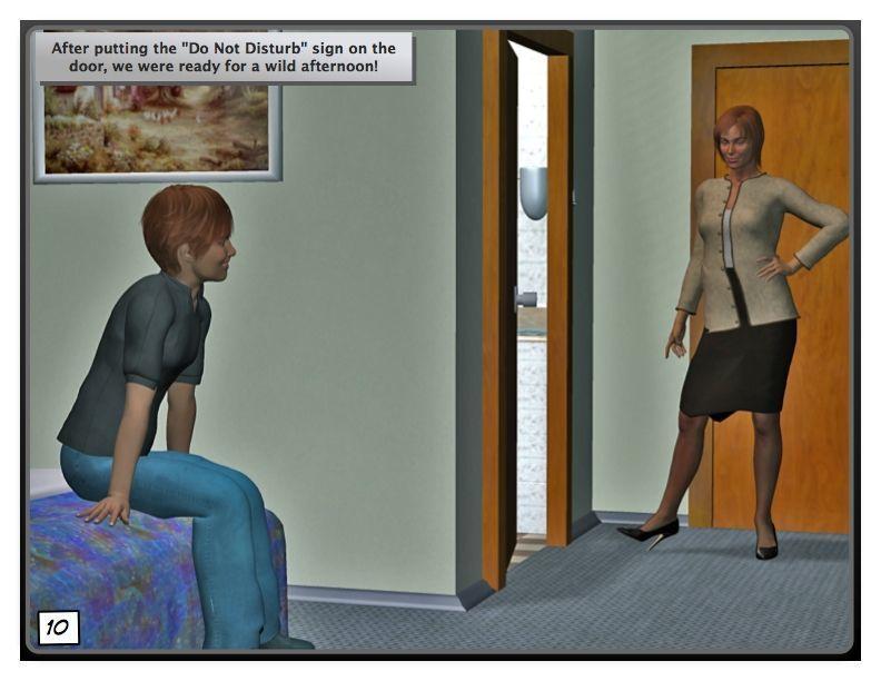 [BoneBob] Carol & Peter- chapter 02: School\'s out