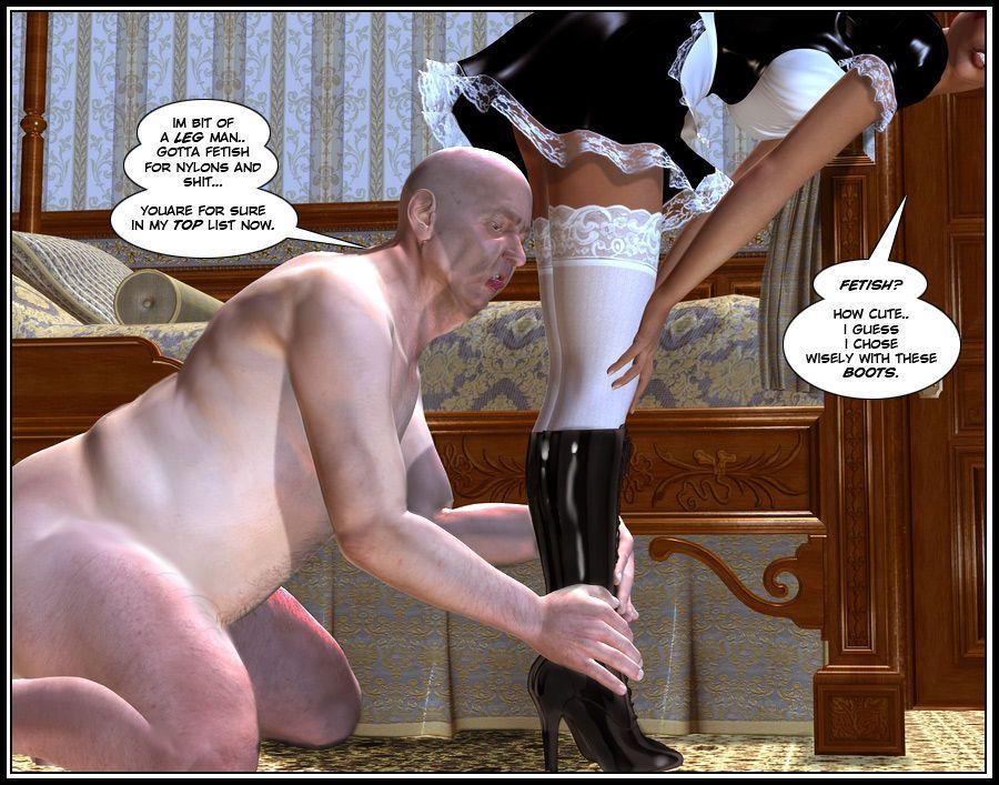 Misadventures os sissy 1-2