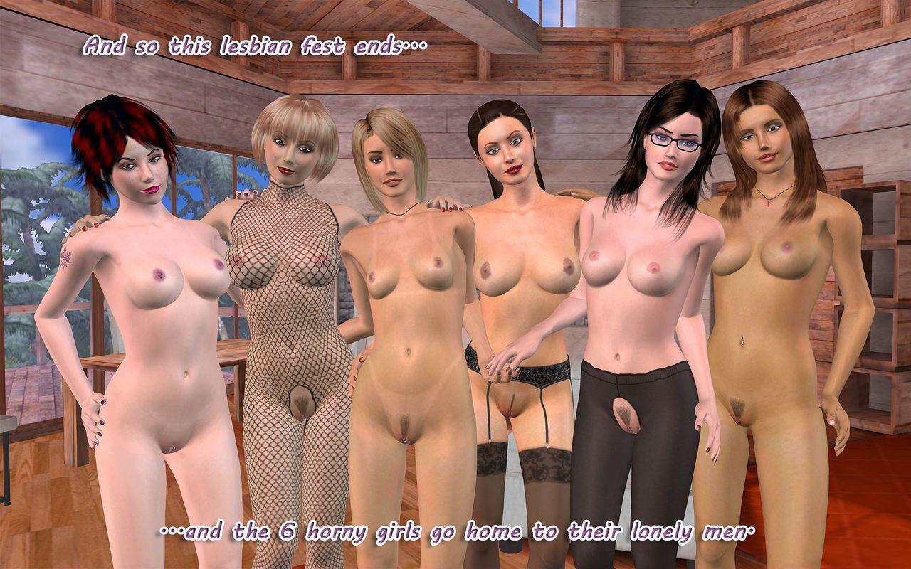 Lesbian Fest - part 3