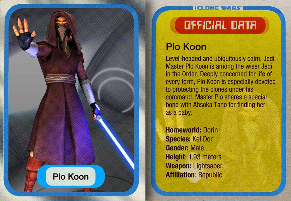 The Clone Wars Season 3 - Picture Card Series - part 6