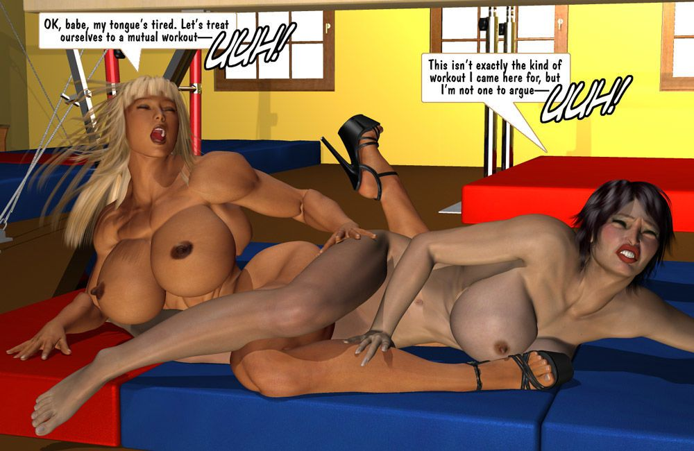 [Entropy] BXS 98 - Cindy & Myriam-Pre Dawn Prima Donnas