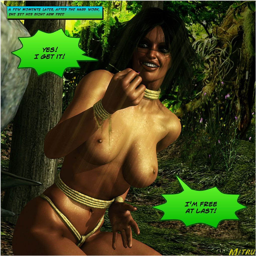Dada The Jungle Babe - part 9