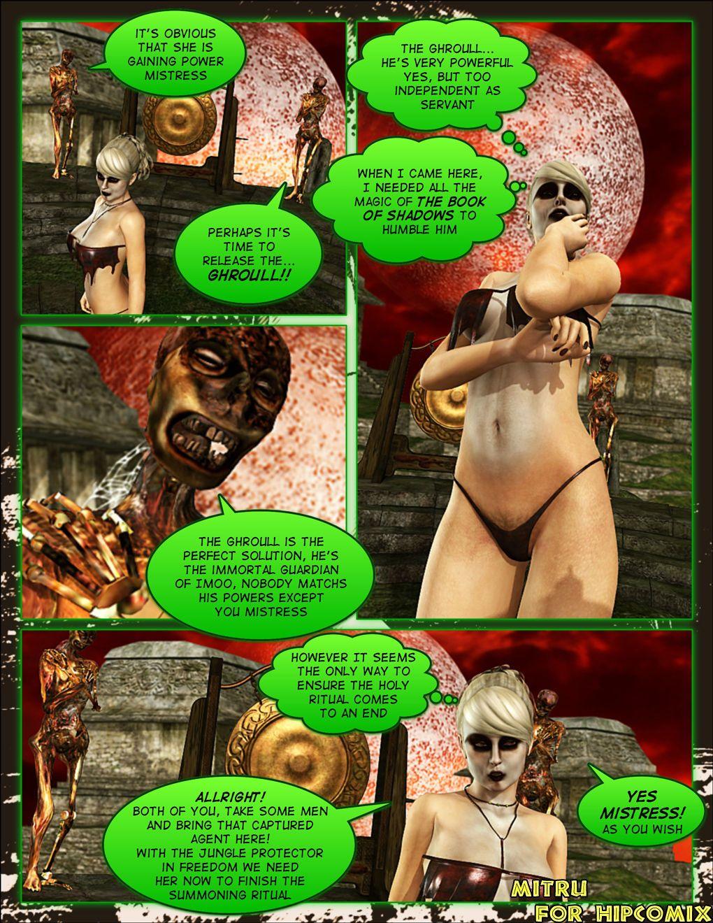Dada The Jungle Babe - part 12
