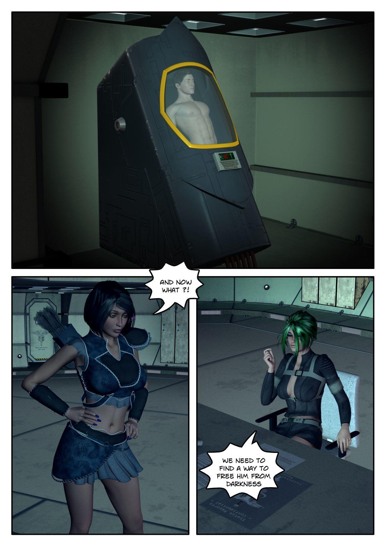 [Shinra-kun] The Fallen Star Ch. 6: Guardians - part 6