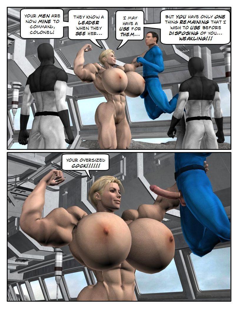 Muscle Avenger