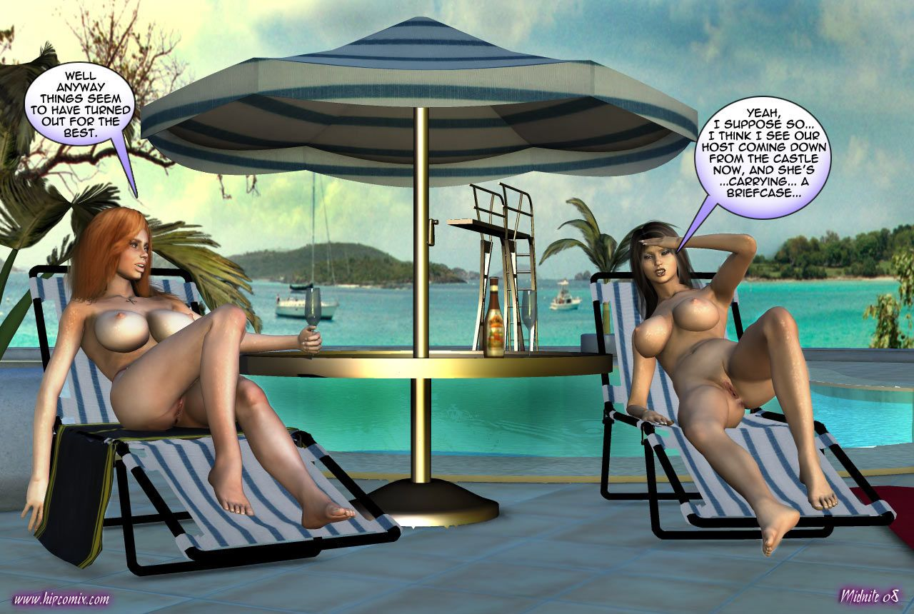 Betty Noir Private Eye - 03.Betty\'s Caribbean Vacation - part 4