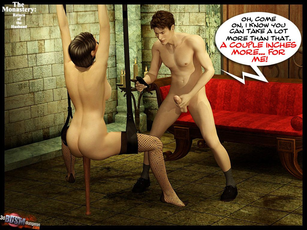The Monastery - Return Of The Husband - part 3