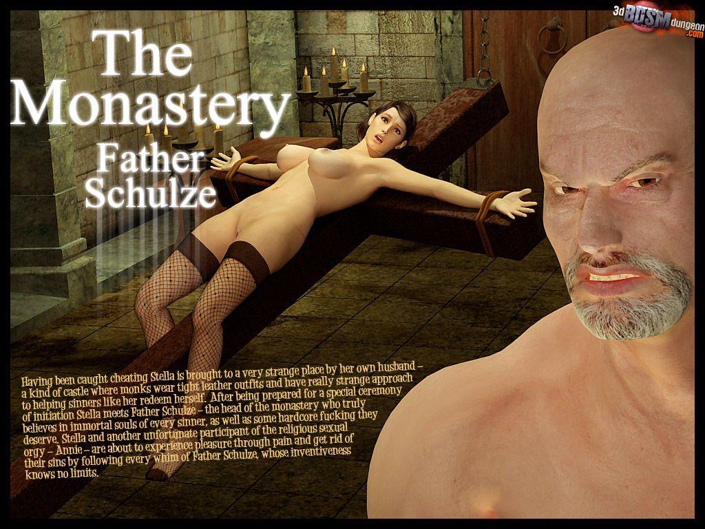 The Monastery - Father Shulze