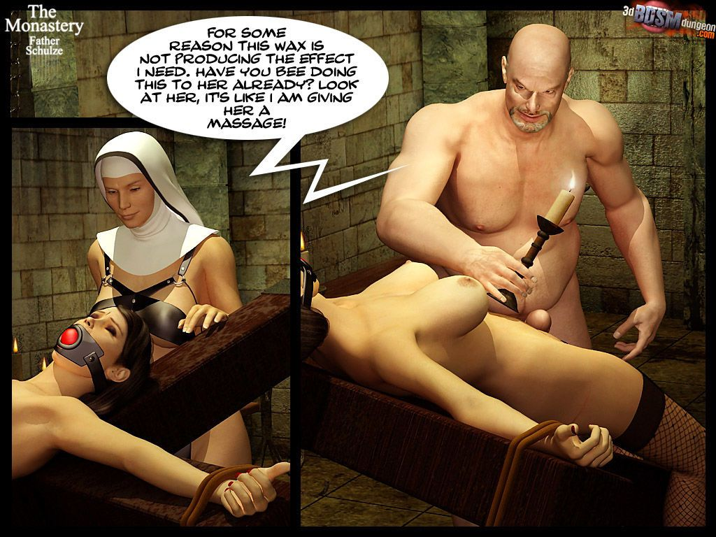 The Monastery - Father Shulze - part 3
