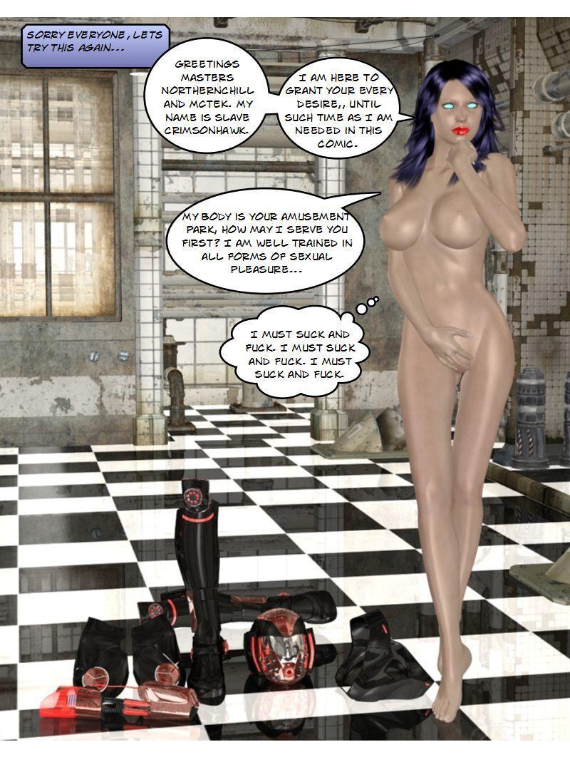 Lady Shiva - part 4