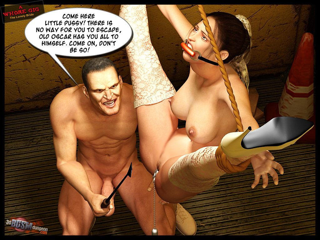 A Whore Gig 1 - The Lonely Bride - part 2