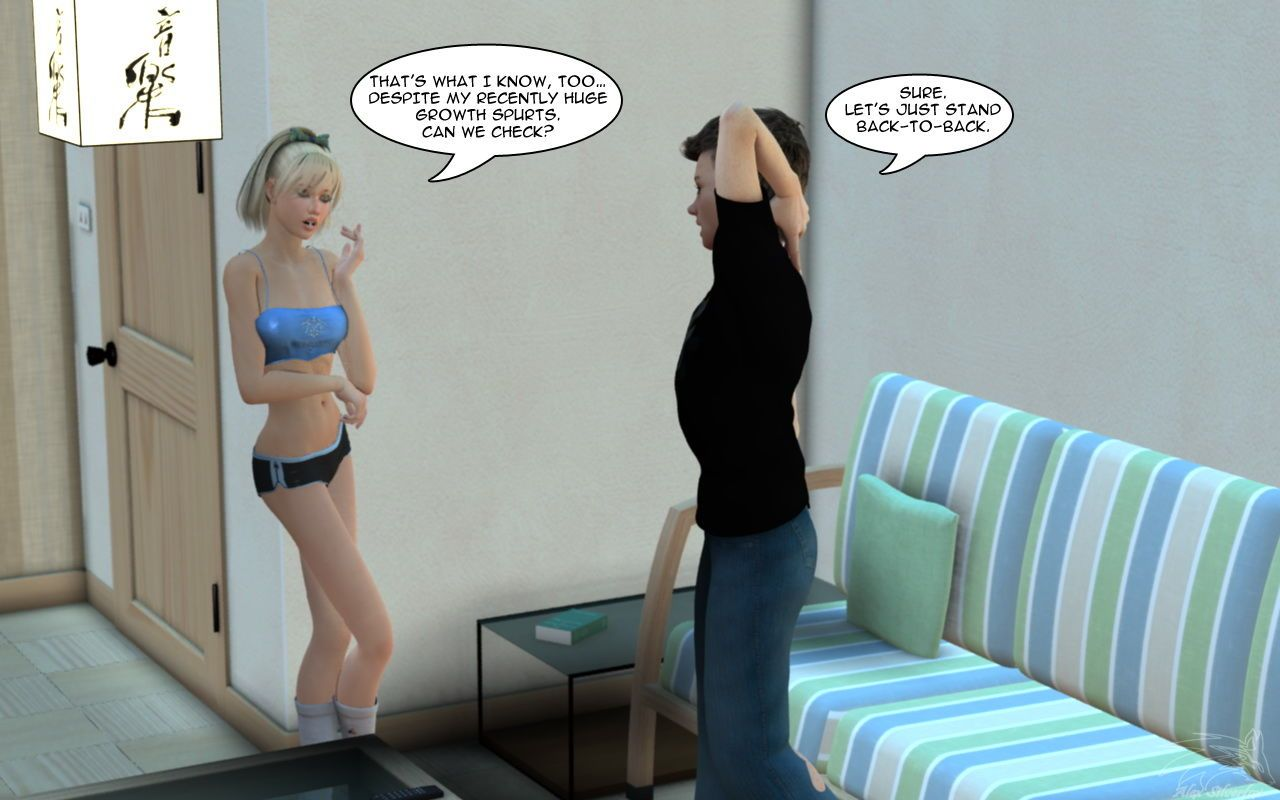 Long Legged Sister - Giantess - MiniGTS