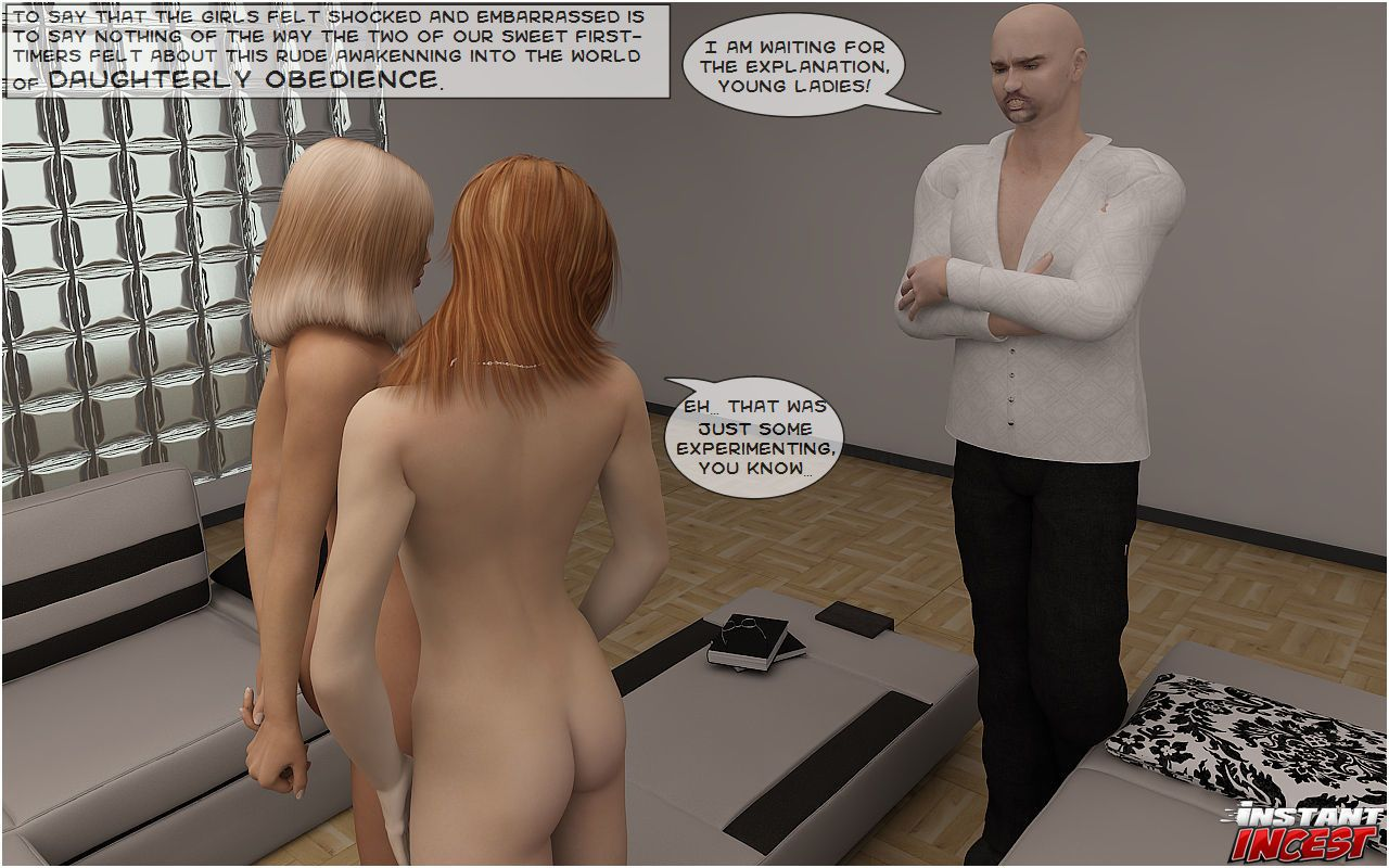 Dyke Sisters Assessed - part 2