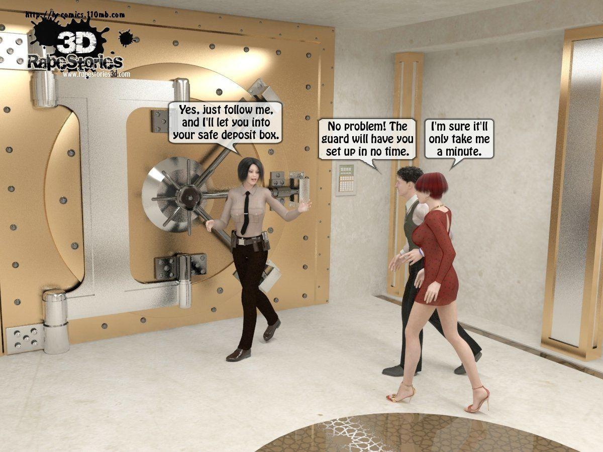 3D Rape Story 3