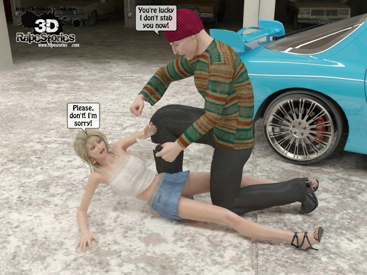 3d Rape Story 2