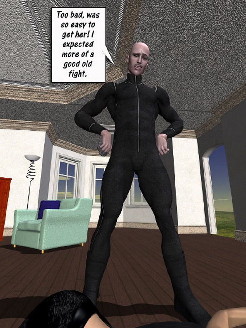 Bouncers & Hitmans Serie - 03 The dark Hubby Part I