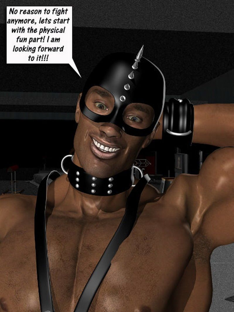 Bouncers & Hitmans Serie - 03 The dark Hubby Part I - part 2