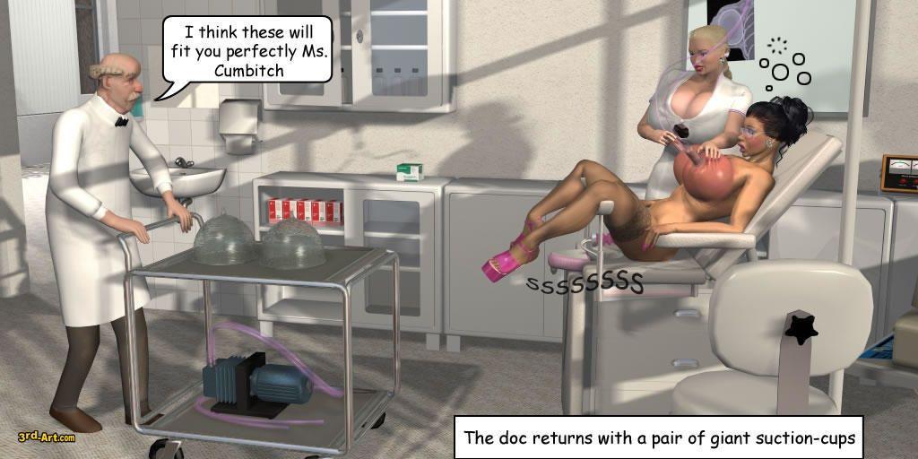 Dr Busenstein - part 5