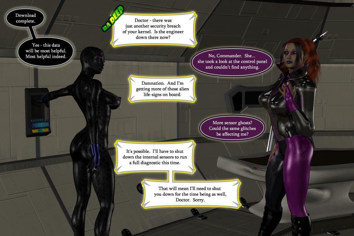 [3D] Omega Unit Origins: Haywire - part 3