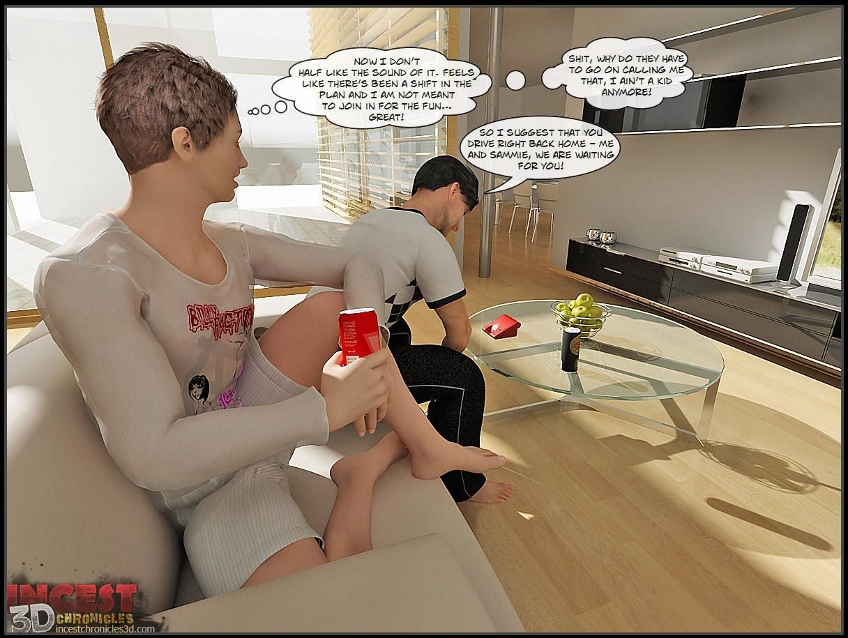 3d Mom Domination Part 1