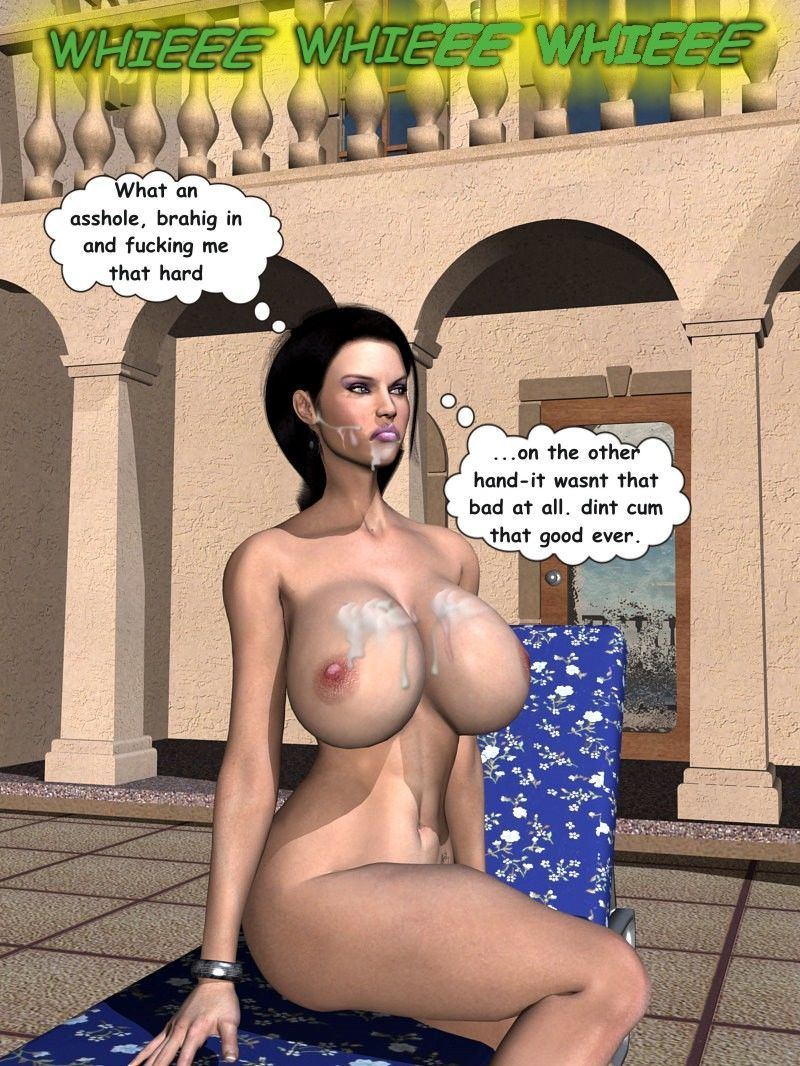 Monster Cock - Issue 02 - Dont jump from the poolside - part 3