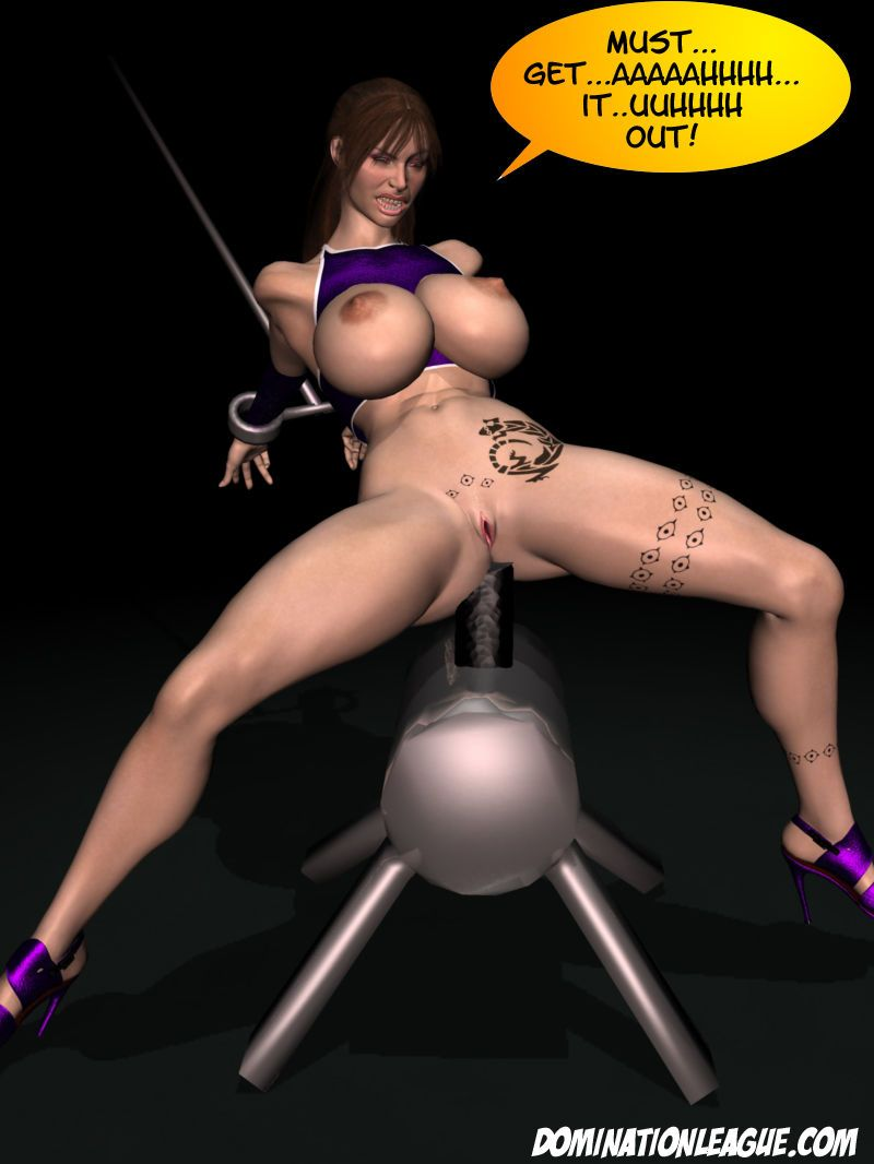3D Dom. League - Lindsey - part 2