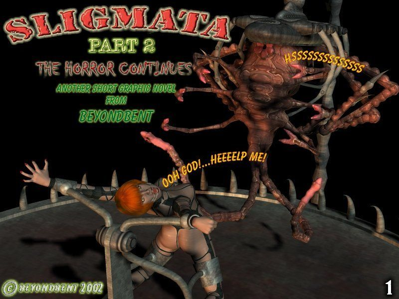 Sligmata - part 2