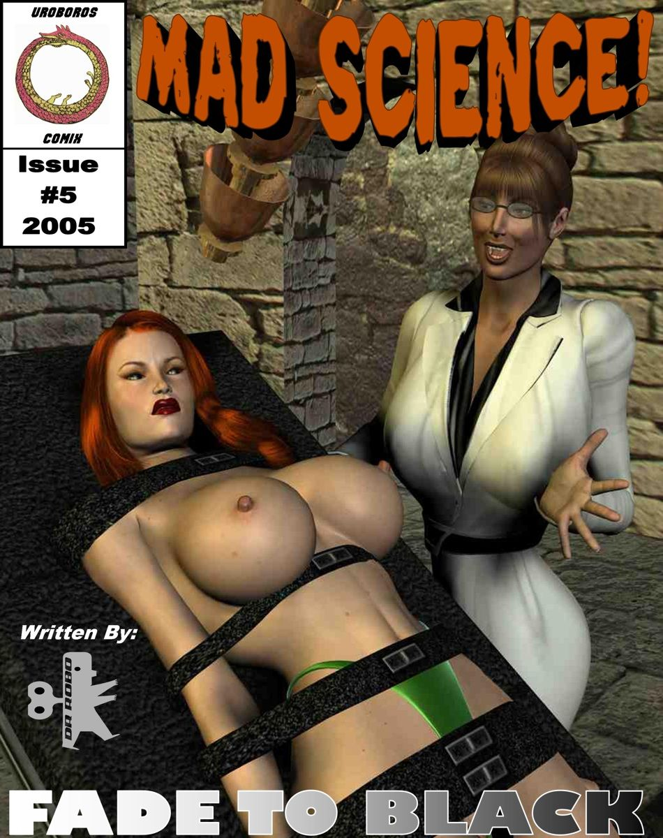 [3D]Mad science #1 - part 5
