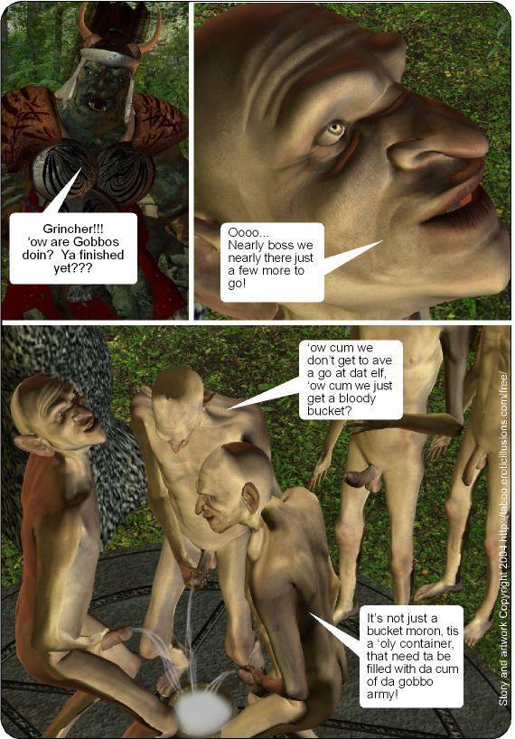 Taboo- Arwen\'s Misadventures (Arwen\'s Secret and Arwen\'s Dread) - part 4