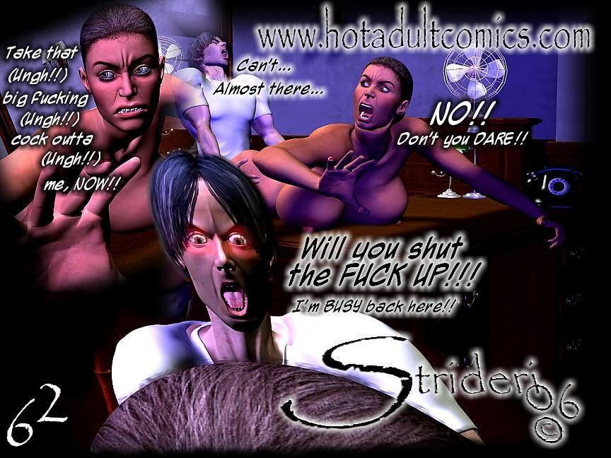Strideri - Slam - part 4