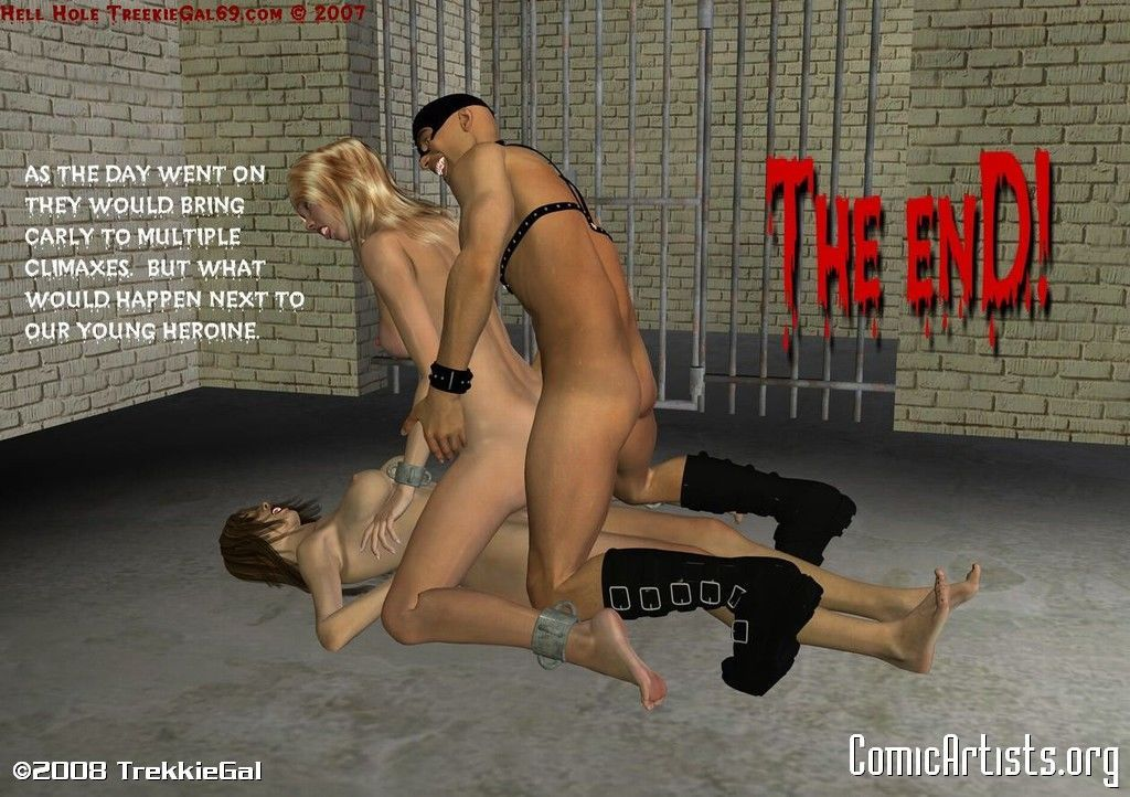 Hell Hole 1-2 - part 6