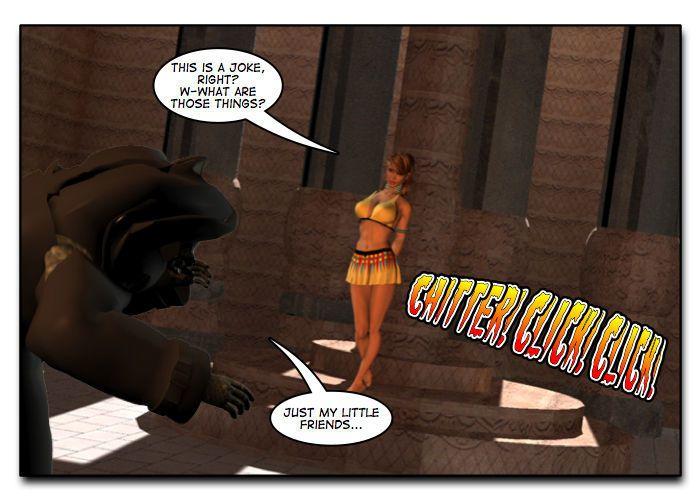 Mindy - Sex Slave On Mars c401-425 - part 6