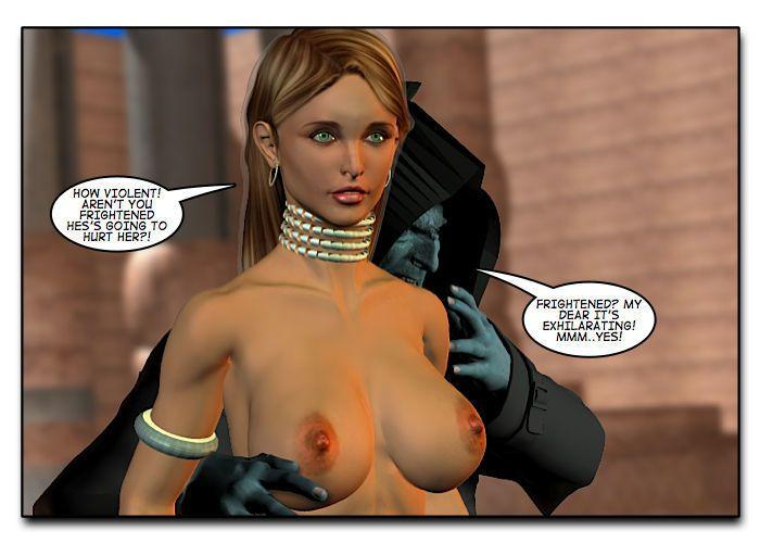 Mindy - Sex Slave On Mars c401-425 - part 12