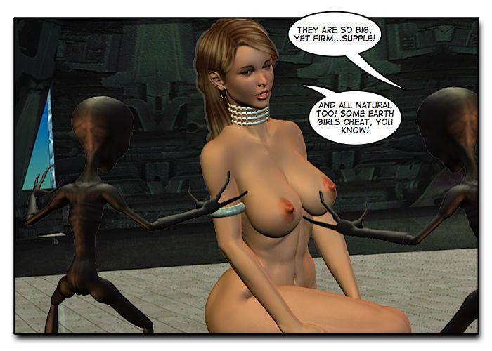 Mindy - Sex Slave On Mars c401-425 - part 16
