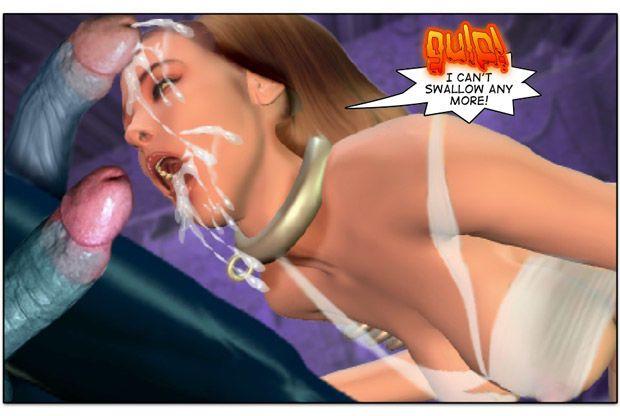 Mindy - Sex Slave On Mars c376-400 - part 6