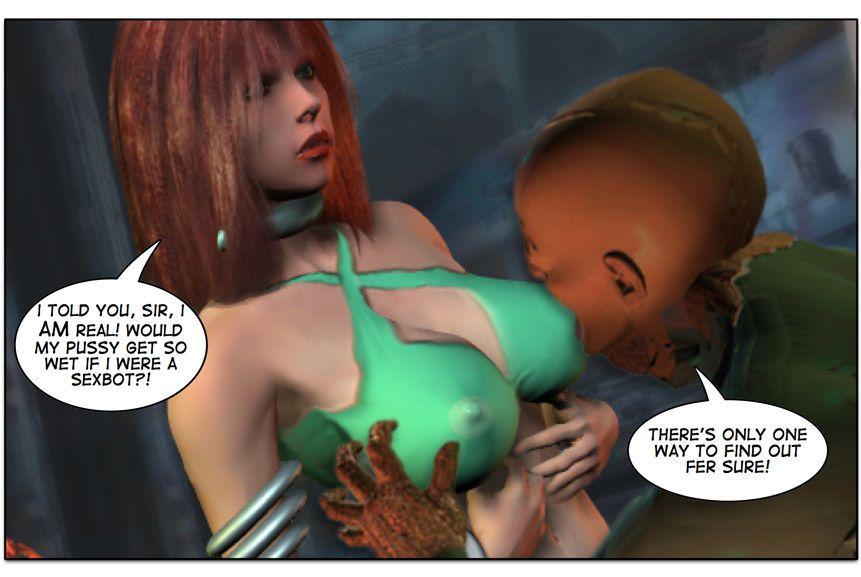Mindy - Sex Slave On Mars c376-400 - part 13